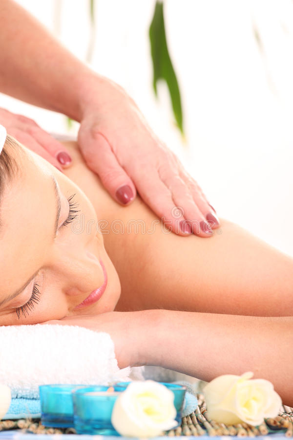 Download Exotic massage stock image. Image of female, attractive - 23385167