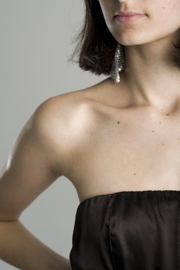 Download Exotic Model Studio Shot stock photo. Image of strapless - 11262290