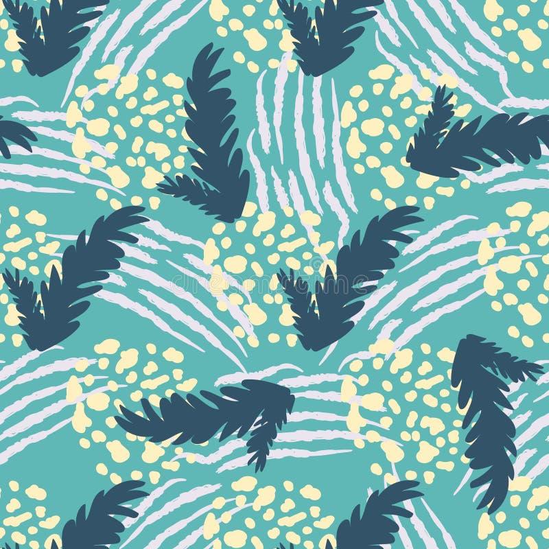 Exotic pattern. stock illustration
