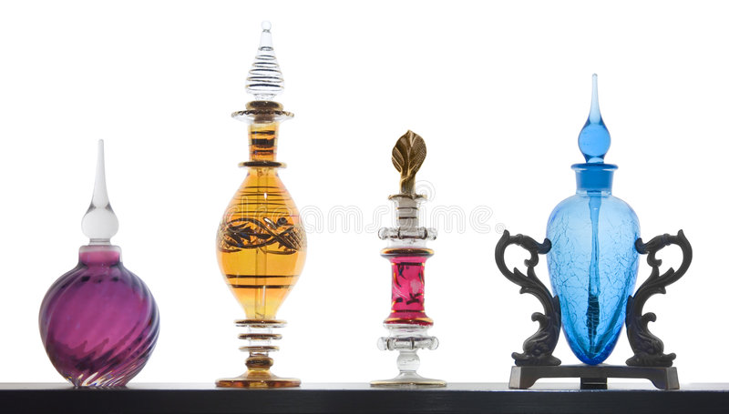Download Exotic Perfume stock image. Image of path, flasks, scent - 4243531