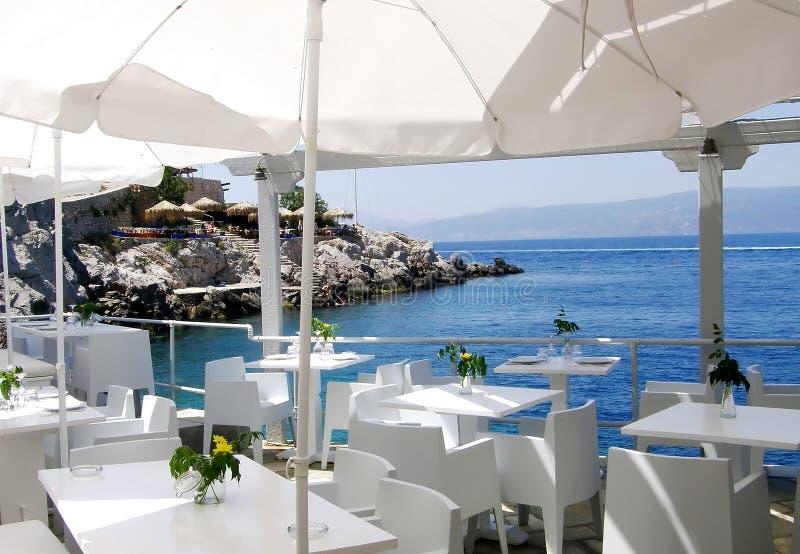 Exotic restaurant stock images