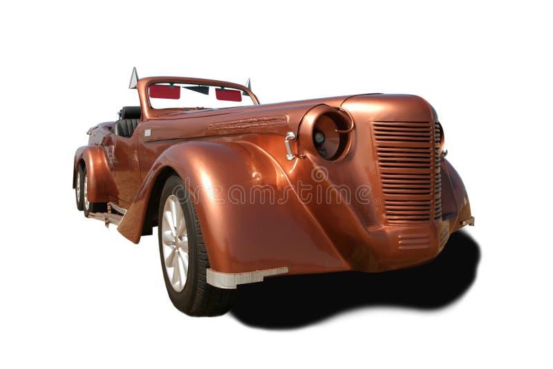Exotic Retro Car royalty free stock image