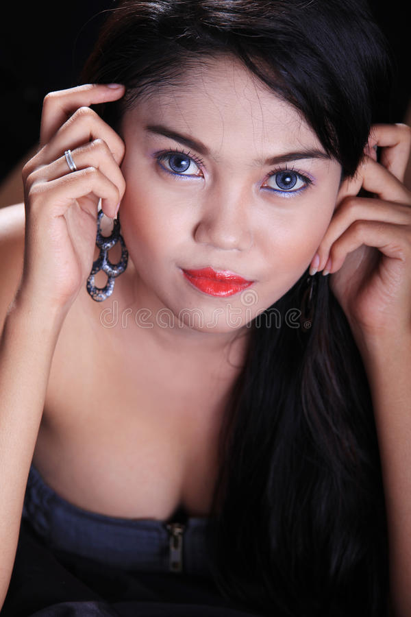 Download Exotic Woman Stock Photos - Image: 21960923