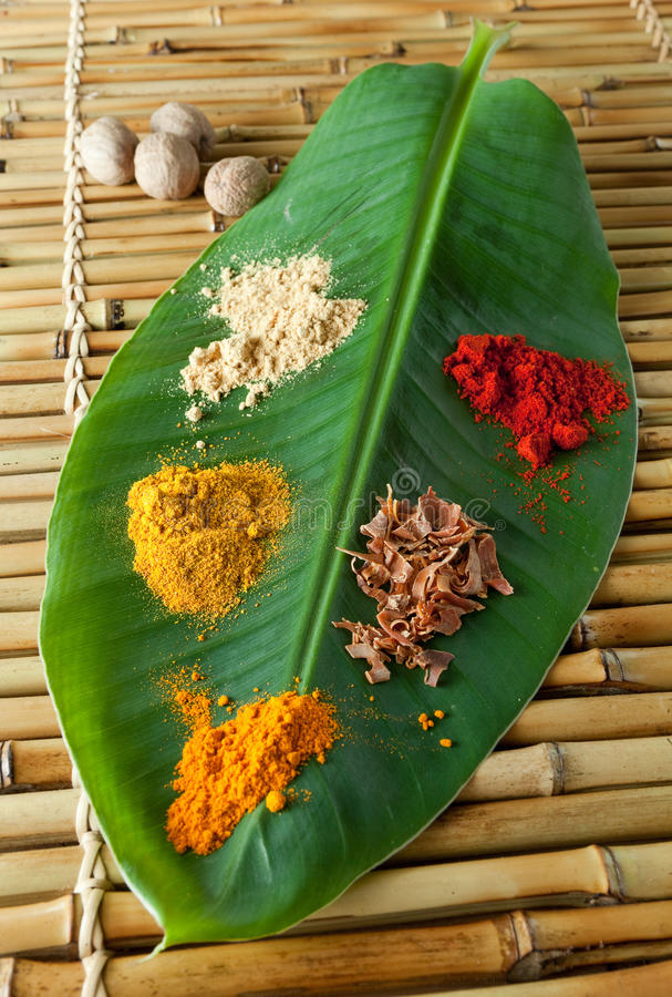 Download Exotic spices stock image. Image of assortment, collection - 30555471