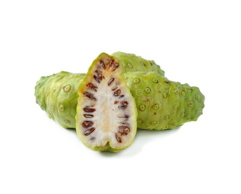 Exotisch Fruit - Noni royalty-vrije stock foto's
