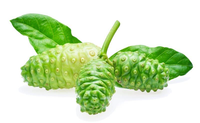 Exotisch Fruit - Noni stock afbeeldingen
