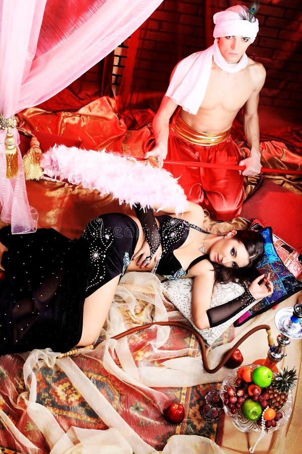 Exotisch verhaal royalty-vrije stock foto