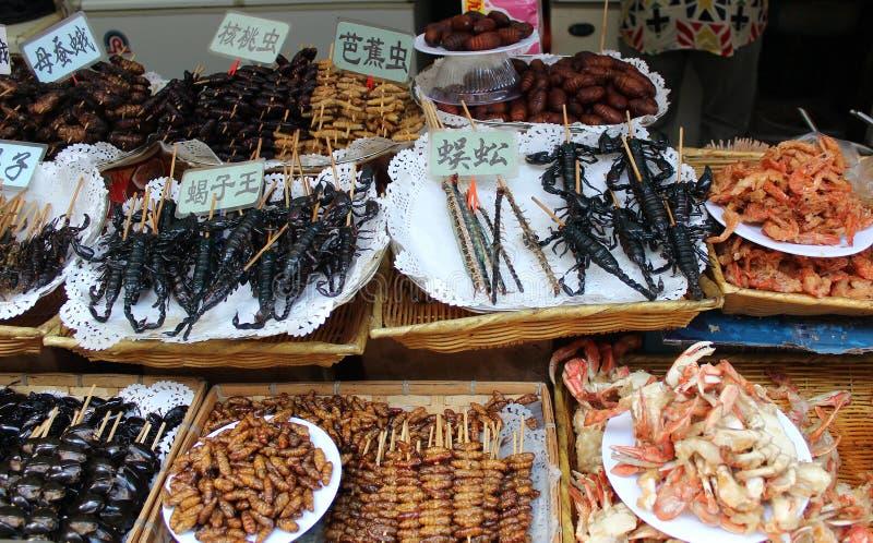 Exotisch voedsel stock fotografie