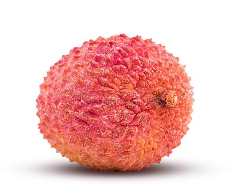Exotische Frucht der Litschi lizenzfreie stockfotografie