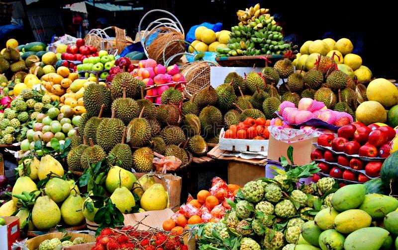 Exotische vruchten royalty-vrije stock foto