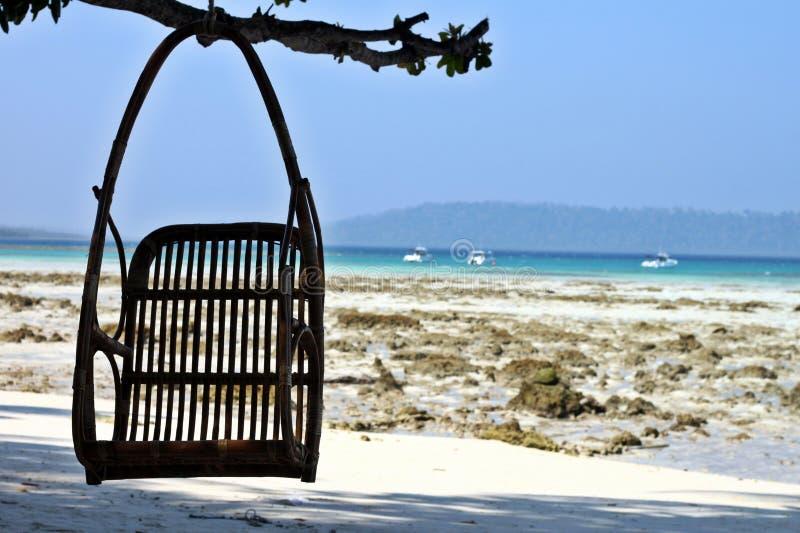 exotisk ferie för bakgrund royaltyfri bild