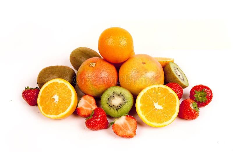 exotiska frukter royaltyfri foto