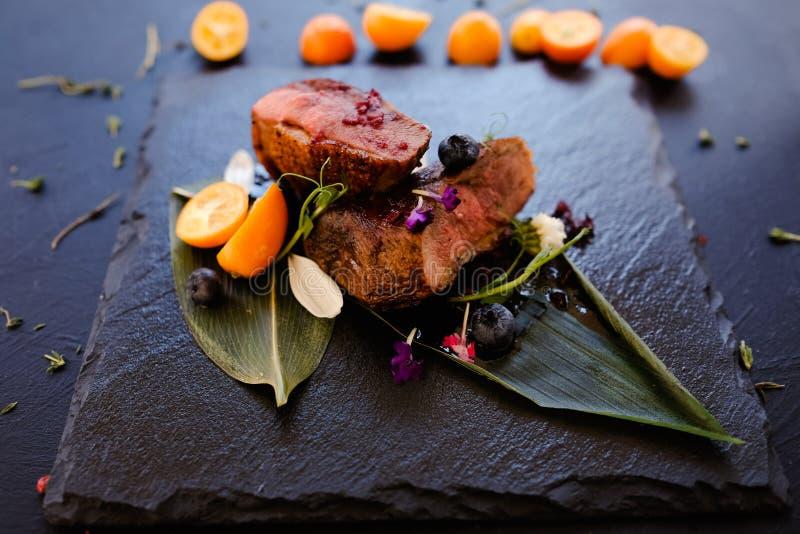 Exotiskt recept för Thailand kokkonstmål fotografering för bildbyråer