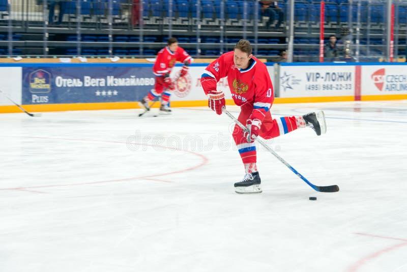 Expédiez Team Pavel Bure national russe (10) photos stock