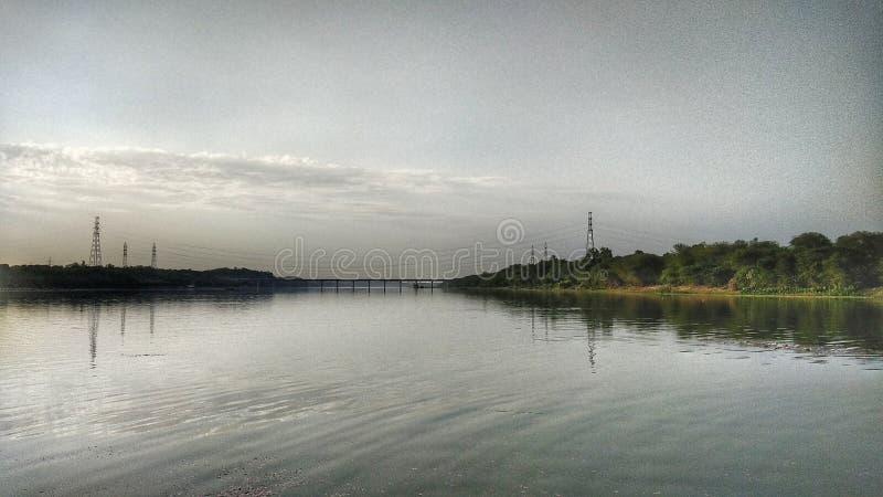Expérience d'Indien-rivière de l'image la plus populaire d'indiaThe de l'Inde photos libres de droits