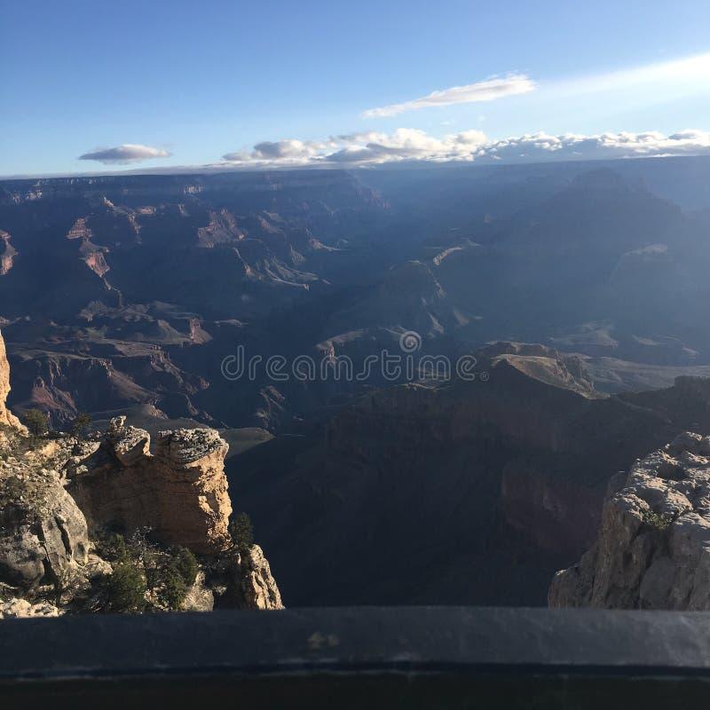 Expérience de Grand Canyon photos stock