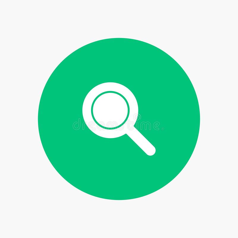 Expanded, Search, Ui vector illustration