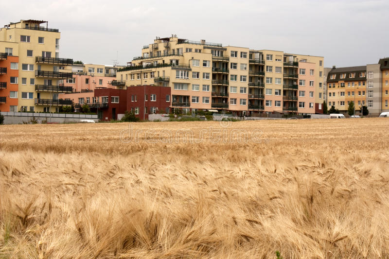 Download Expanding city stock photo. Image of countryside, detail - 10176882