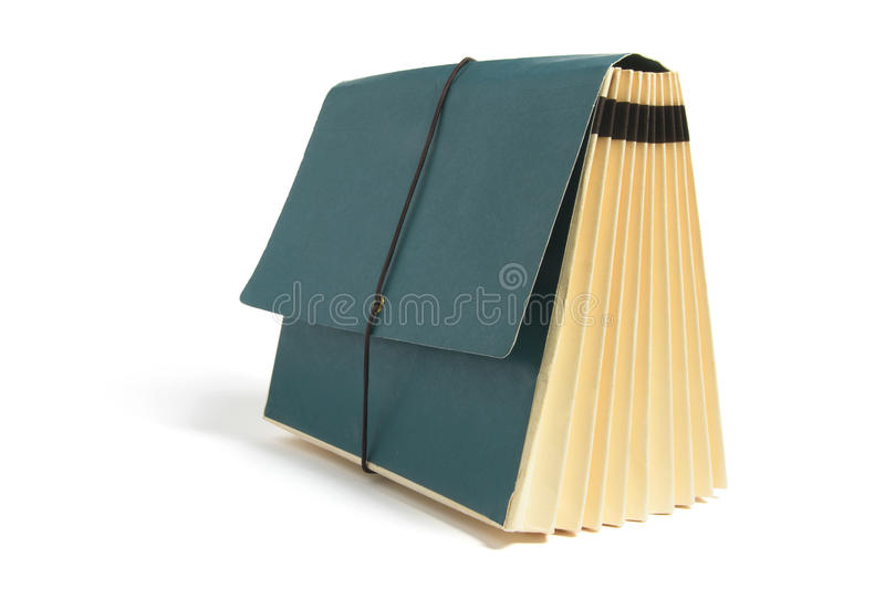 Expanding File Wallet Royalty Free Stock Photo