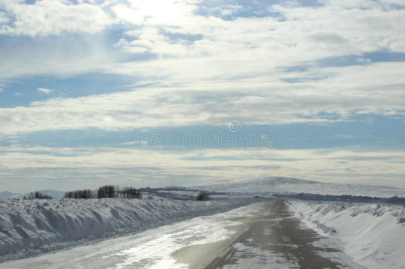 Expanses of Altai royalty free stock images