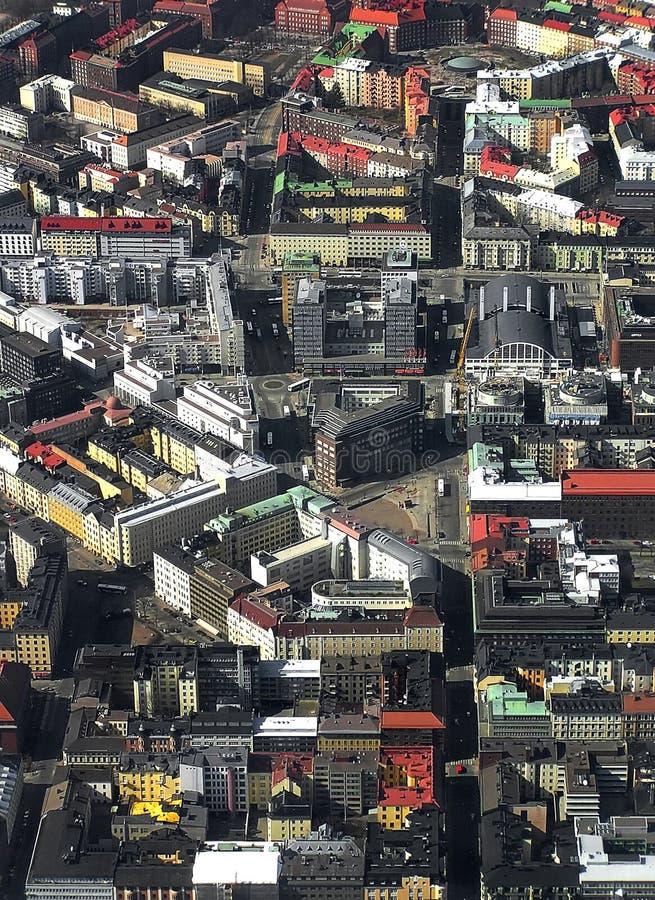 Expansion urbaine images libres de droits