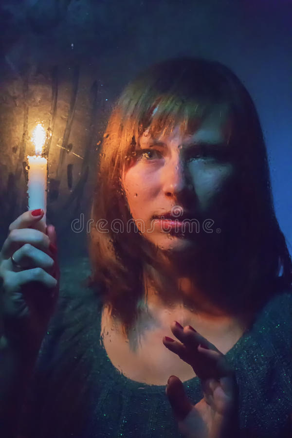Download Expectation stock photo. Image of face, glass, lighting - 40212042