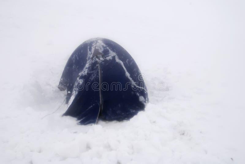 Expedição polar fotografia de stock