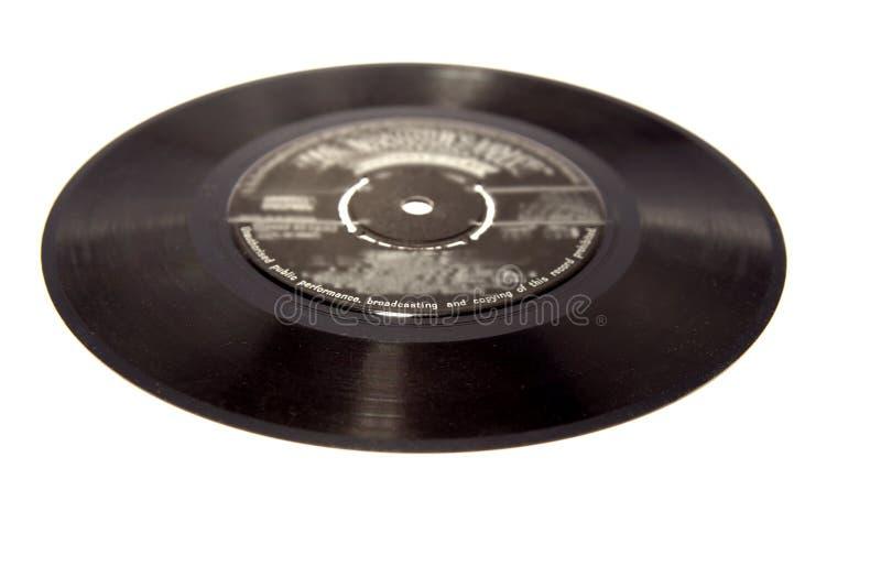 Expediente de fonógrafo imagen de archivo