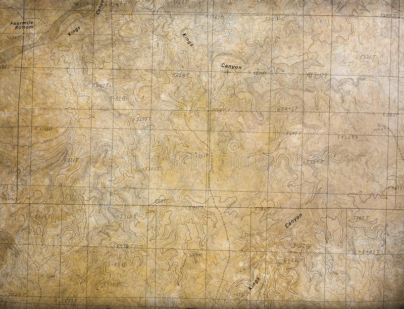 Download Expedition Background (Topographical Map) Stock Illustration - Image: 12467275