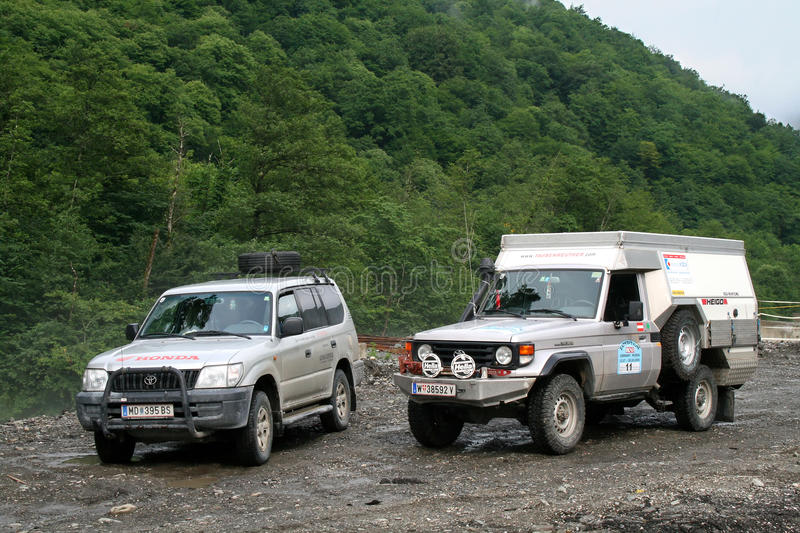 Expedition Germany-Russia
