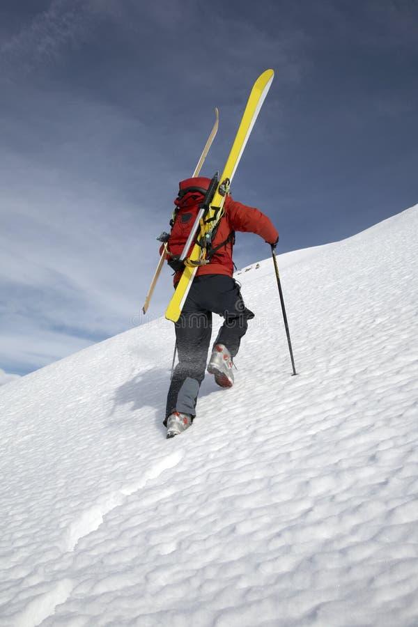 Expeditionwandern stockbilder