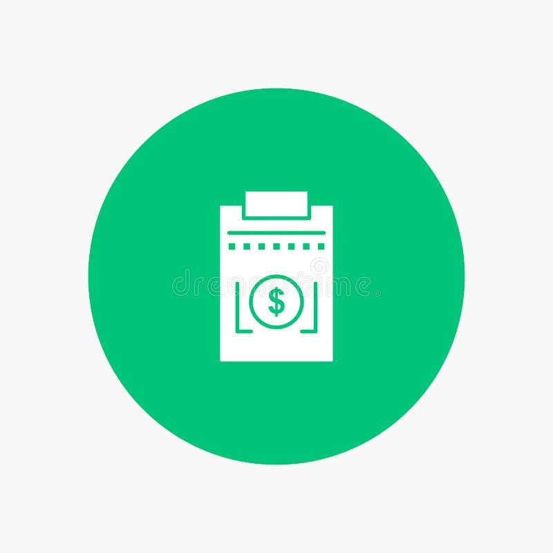 Expense, Business, Dollar, Money royalty free illustration
