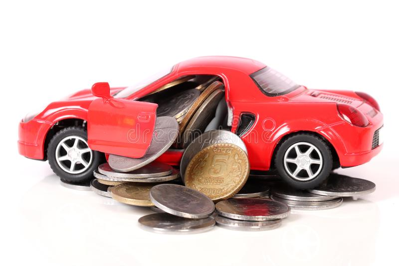 Expensive car stock photography