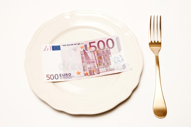 Download Expensive food stock image. Image of diner, plate, funds - 19987079