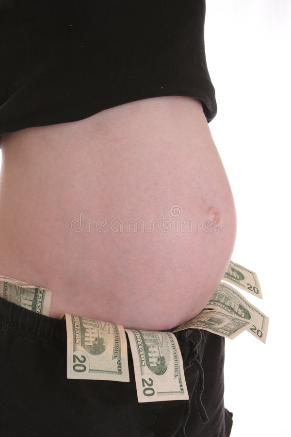 Free Expensive Pregnancy 1 Royalty Free Stock Image - 296936