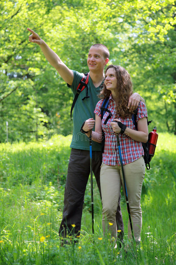 Download Experience during a hike stock photo. Image of hikers - 26120338
