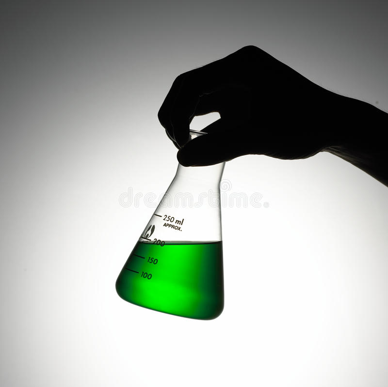 Experiment lizenzfreies stockfoto