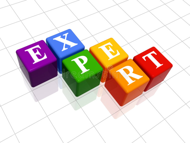Download Expert In Colour Royalty Free Stock Photos - Image: 5684918