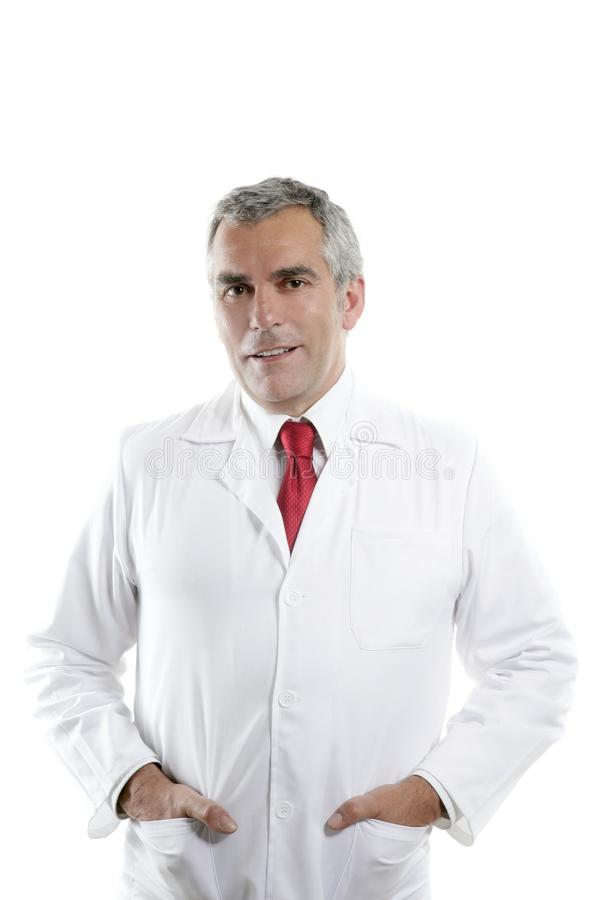 Download Expertise Doctor Senior Gray Hair Smiling Portrait Royalty Free Stock Photo - Image: 14812475