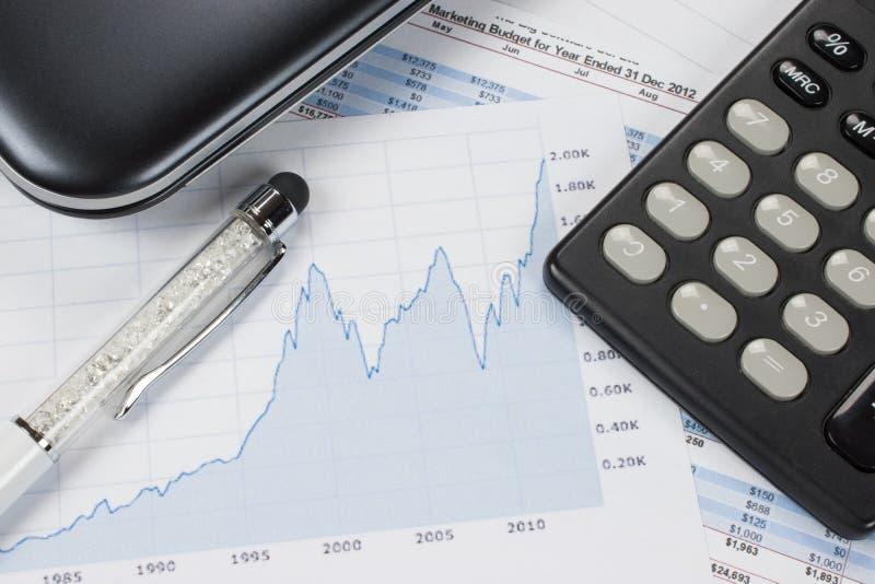 Explicar - conceito do negócio fotos de stock royalty free