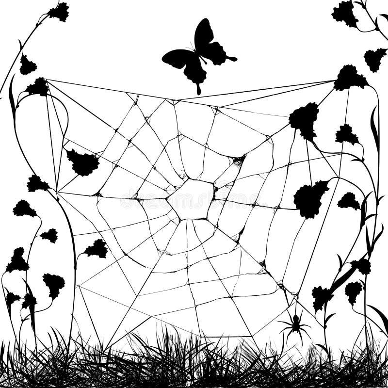 Explo Web sale illustration de vecteur