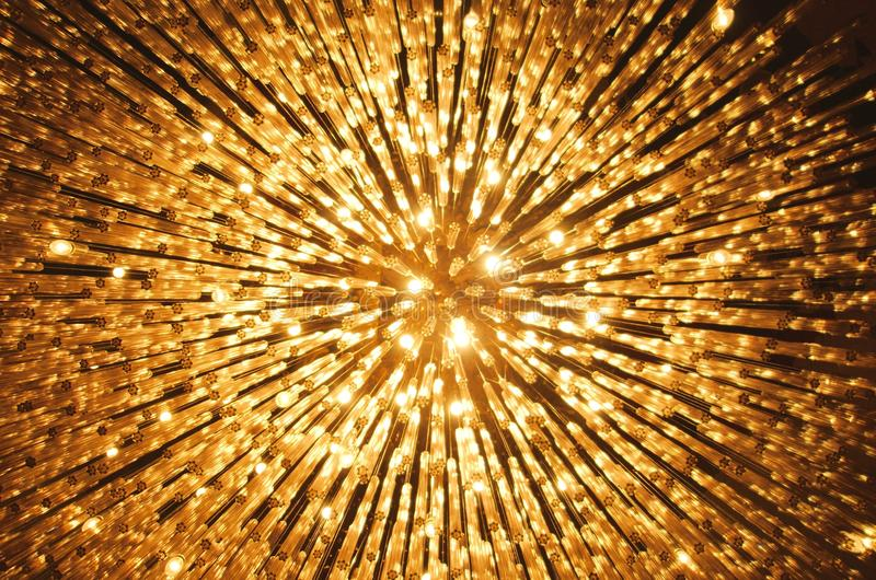 Exploda da luz fotografia de stock royalty free