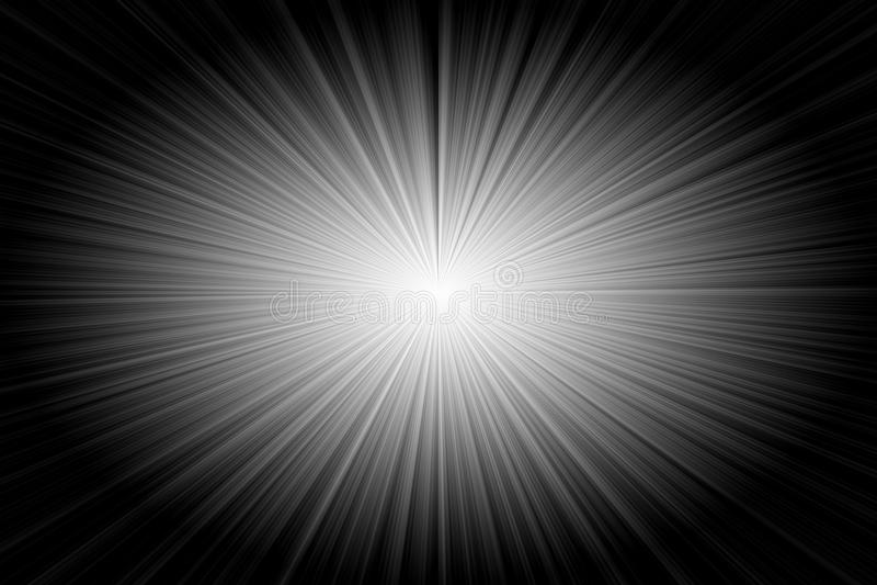 exploderande stjärna för bakgrund royaltyfri illustrationer