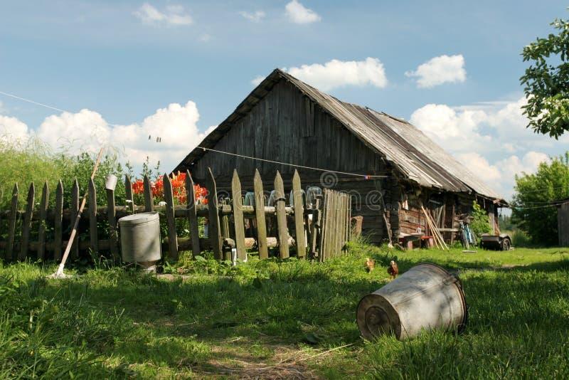 Exploração agrícola fotografia de stock royalty free