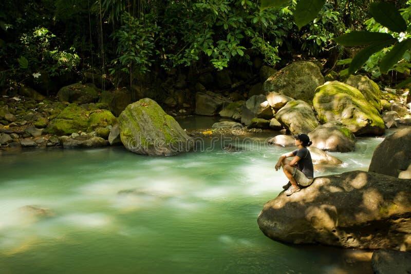 Explorações de Dominica imagens de stock royalty free