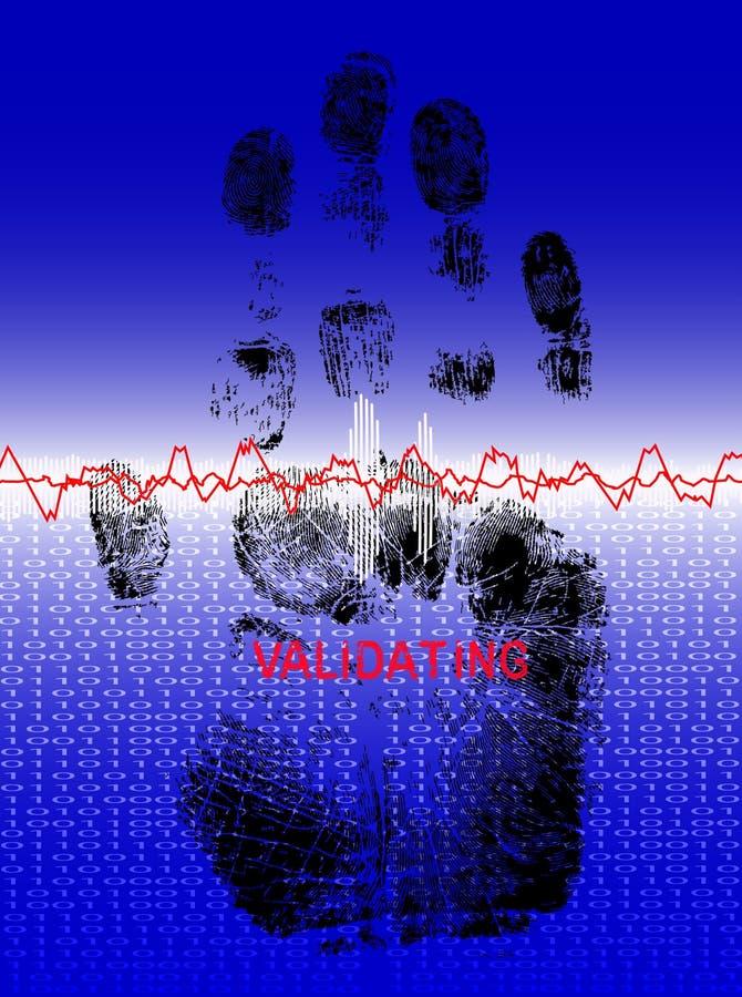 Exploración biométrica libre illustration