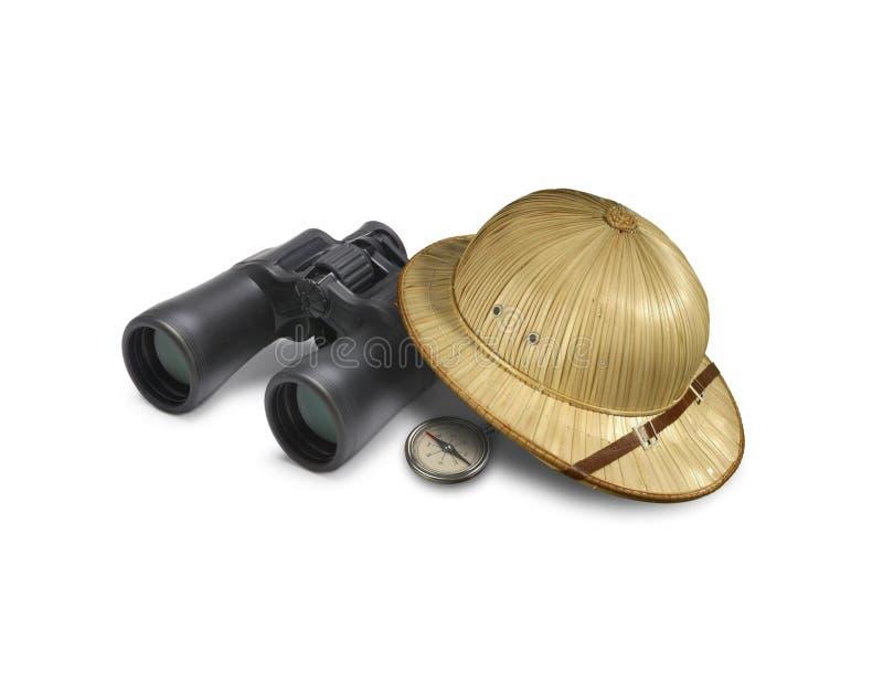 Explorateur images stock