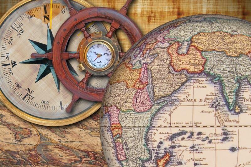 Exploration et découverte images stock