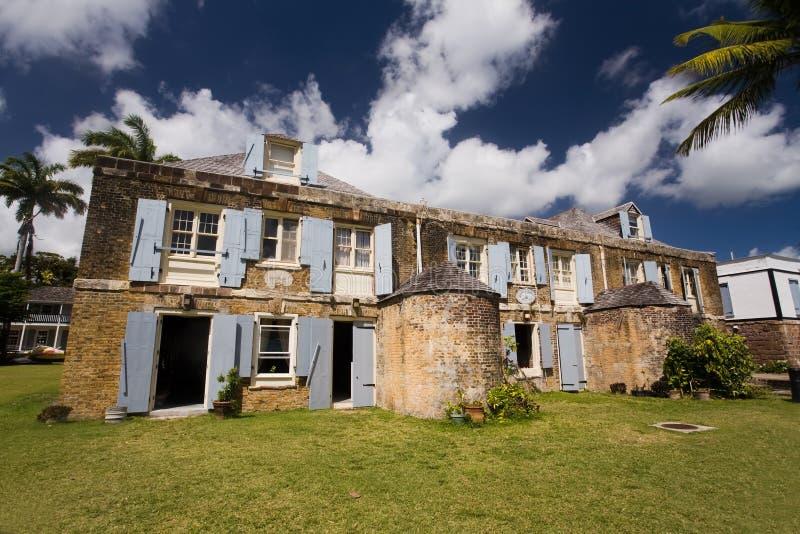 Explorations de l'Antigua photo libre de droits