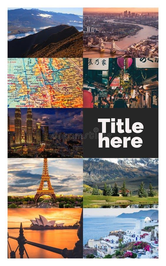 Explore el mundo foto de archivo